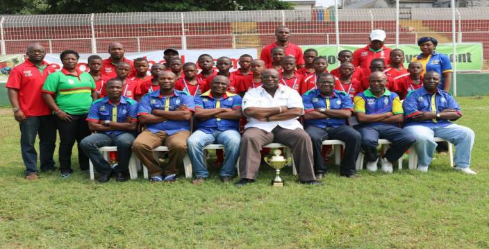 TEAM LAGOS' PARTICIPATION AT THE NFF U-13 CHAMPIONSHIPS IN ABUJA FROM 2ND – 8TH JANUARY 2014