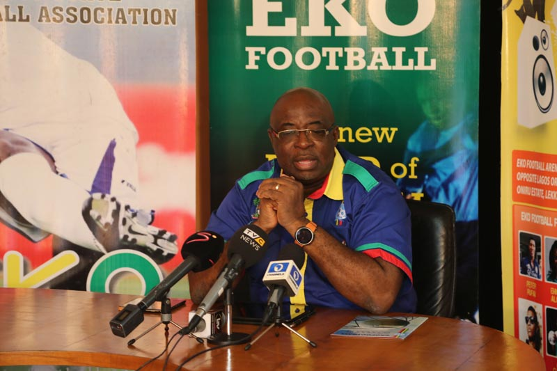 NFF Elections: LSFA Chairman for 1st Vice President