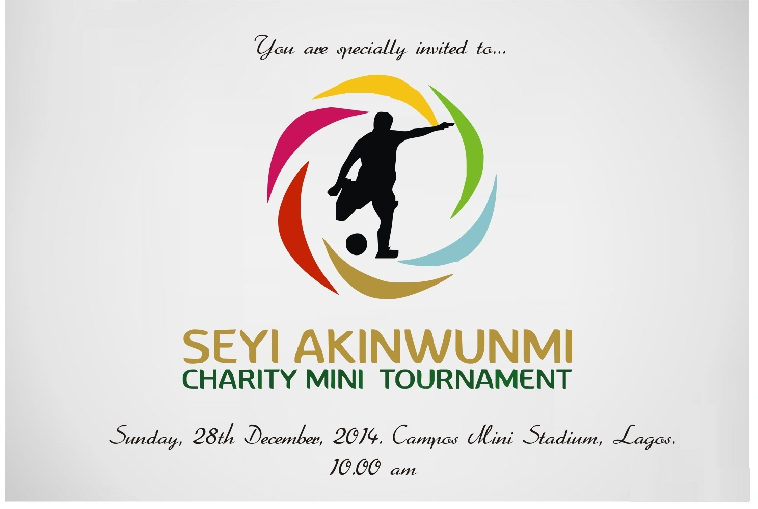 Seyi Akinwunmi Charity Mini Tournament